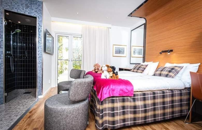 BEST WESTERN Hotell Hudik - Room - 6