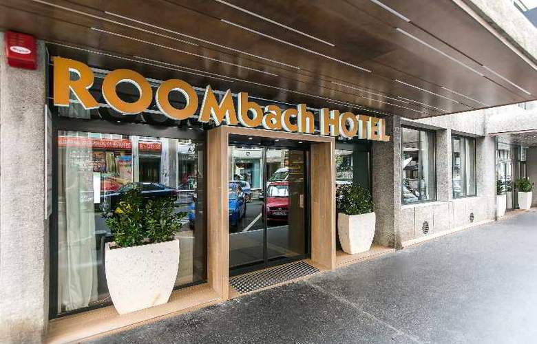 Roombach Hotel Budapest Center - Hotel - 6