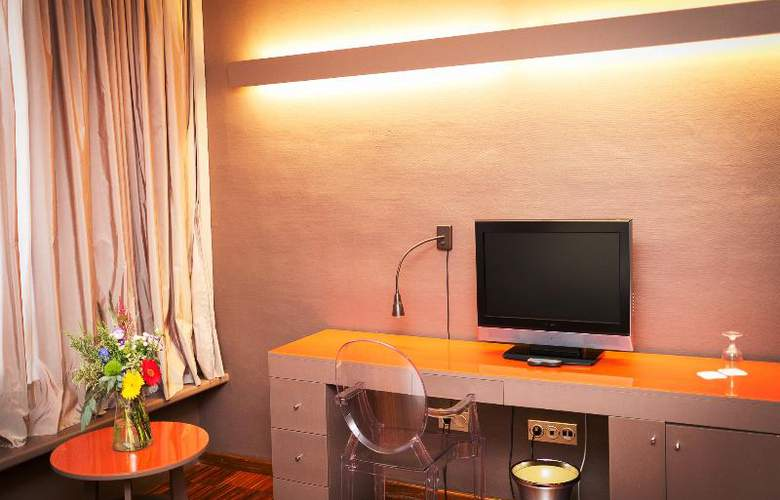 Hotel Escuela Santa Cruz - Room - 17