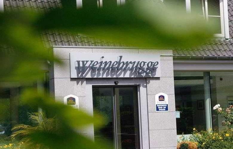 BEST WESTERN PREMIER Weinebrugge - Hotel - 10