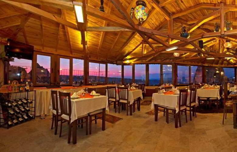 Anatolian Cave Hotel - Restaurant - 3