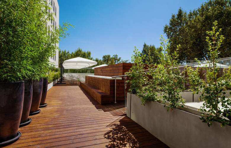 Lux Fátima - Terrace - 15