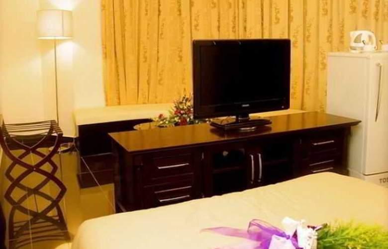 Hotel Rae Bukit Bintang - Room - 8