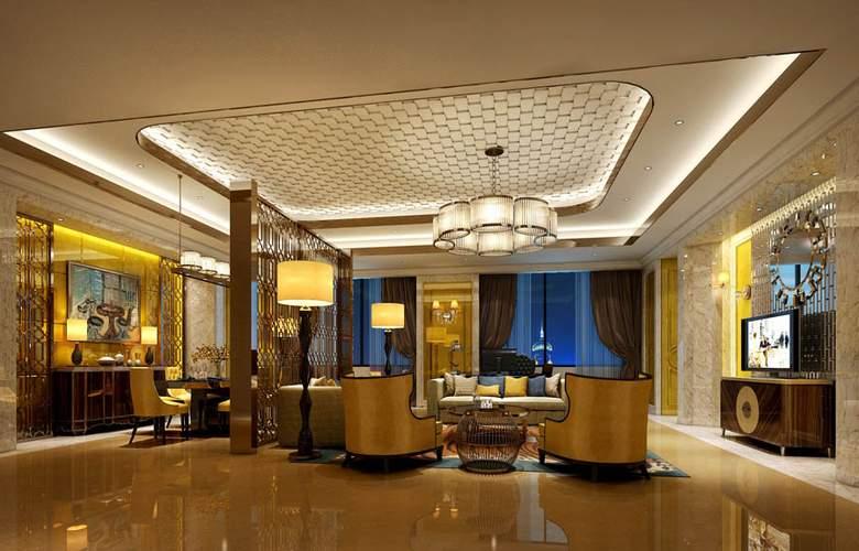 Maputo Afecc Gloria hotel - Room - 19