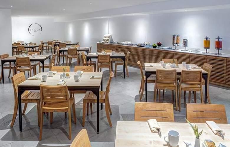 Real Inn Guadalajara Centro - Restaurant - 3