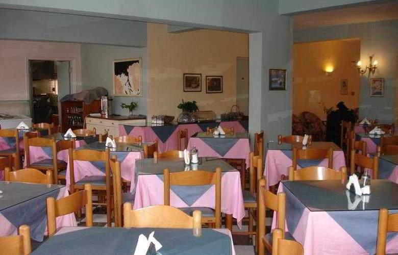 Omiros Hotel - Restaurant - 7