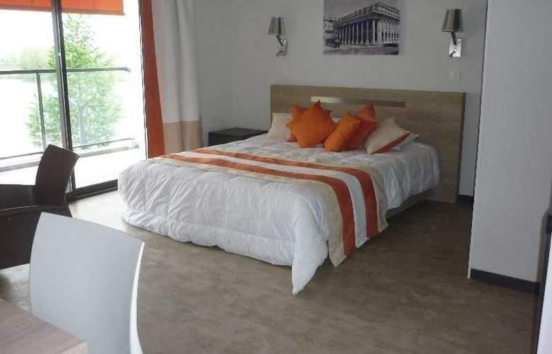 Mer et Golf Appart-Hotel Bordeaux Lac - Bruges - Room - 27
