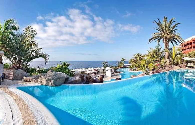 Roca Nivaria Gran Hotel - Pool - 12