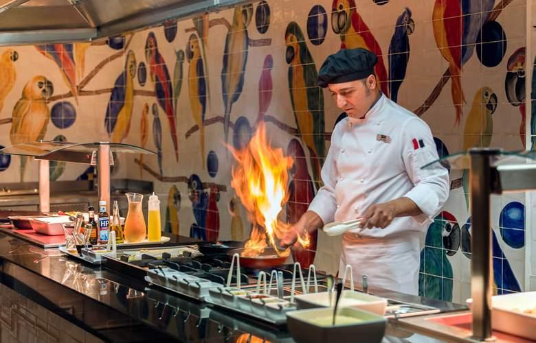 H10 Ocean Suites - Restaurant - 28