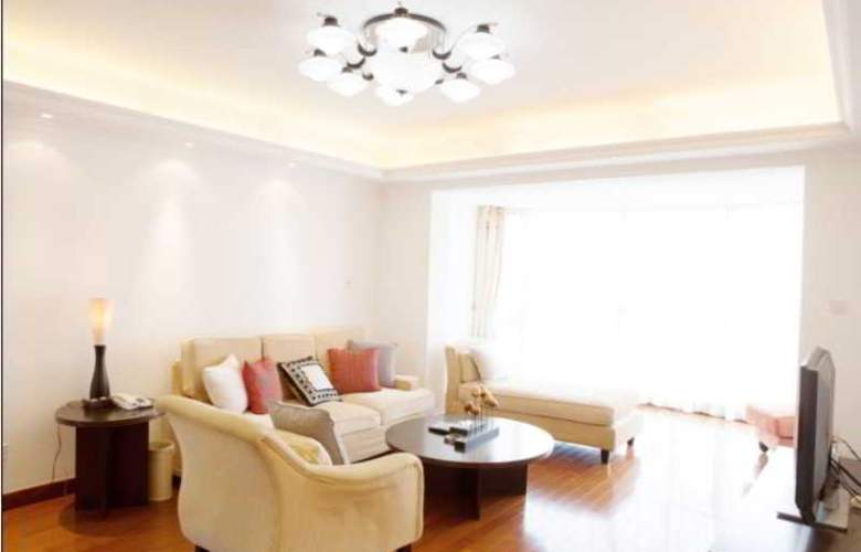 Yopark Serviced Apartment-Qiang Sheng garden - Room - 9