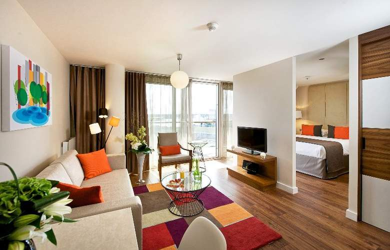 Fraser Place Canary Wharf - Room - 8