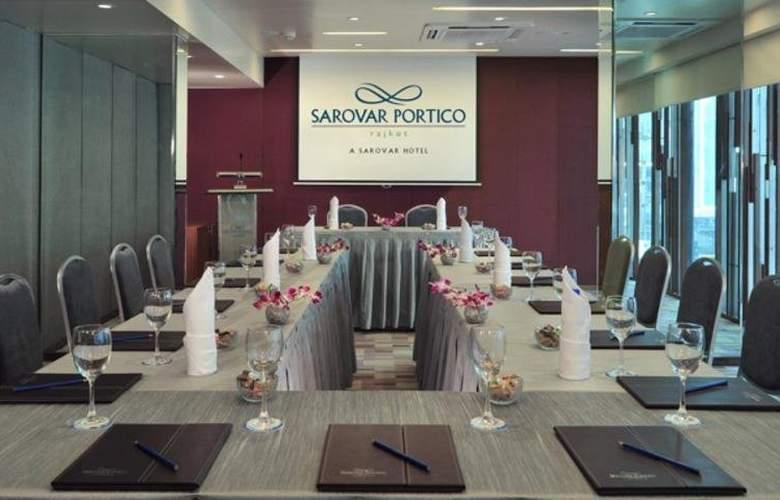 Marasa Sarovar Portico Rajkot - Conference - 8