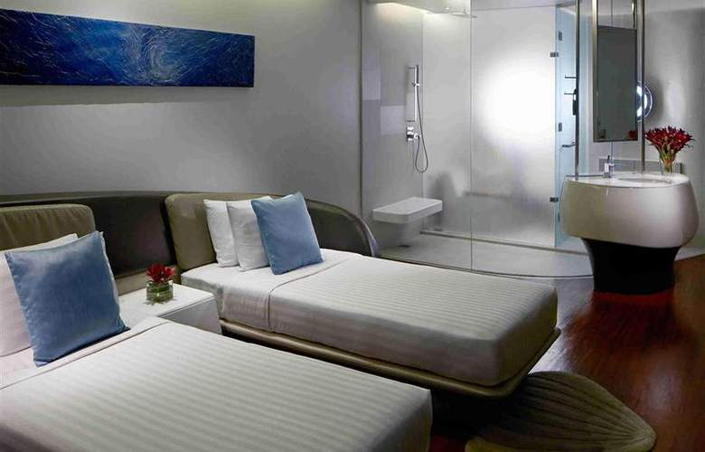 Dusit D2 Baraquda Pattaya - Room - 49