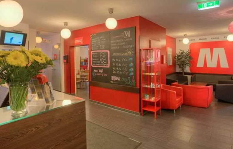 Meininger Hotel Vienna City Center - Bar - 9