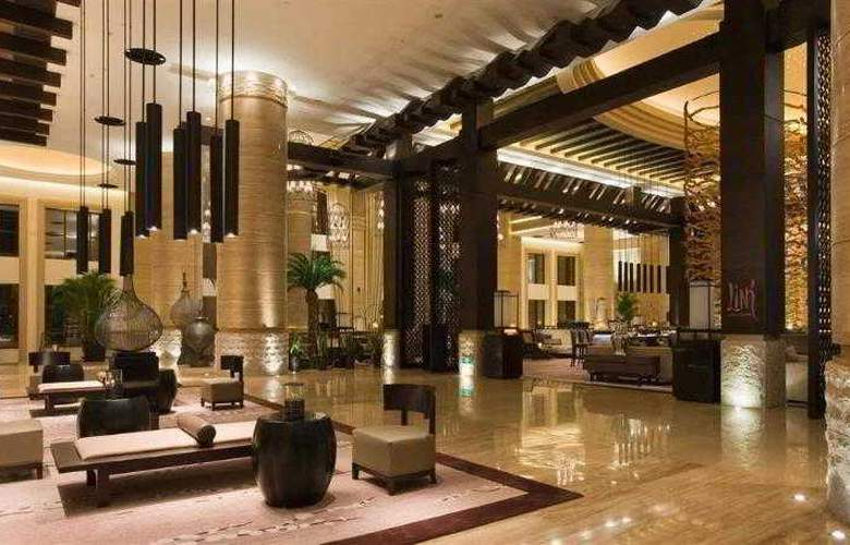 Sofitel Shanghai Sheshan Oriental - Hotel - 50