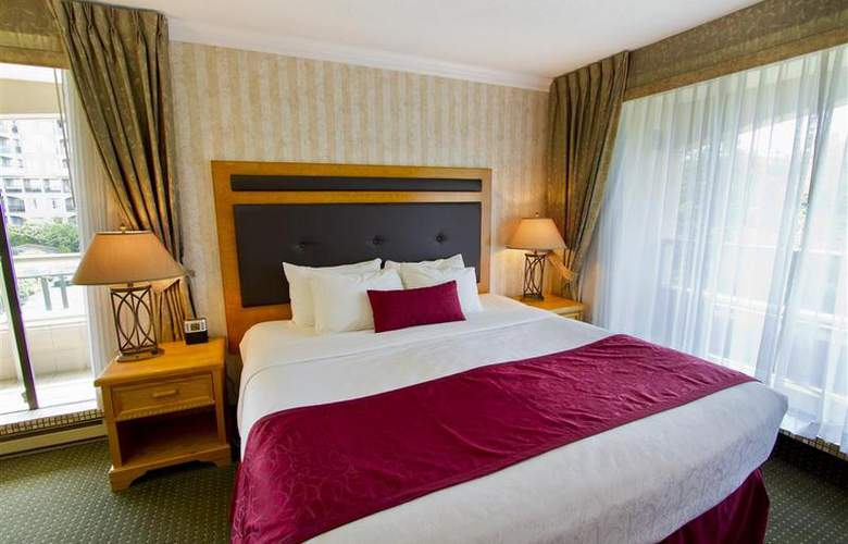 Best Western Plus Inner Harbour - Room - 154
