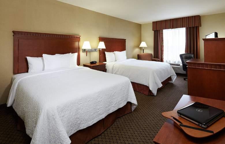 Hampton Inn & Suites Montreal - Room - 2