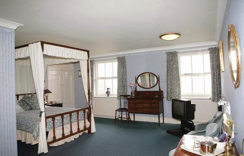 The Best Western Lord Haldon - Room - 2