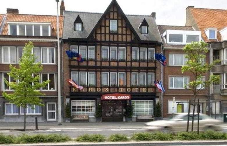 The Floris Hotel Bruges - General - 1