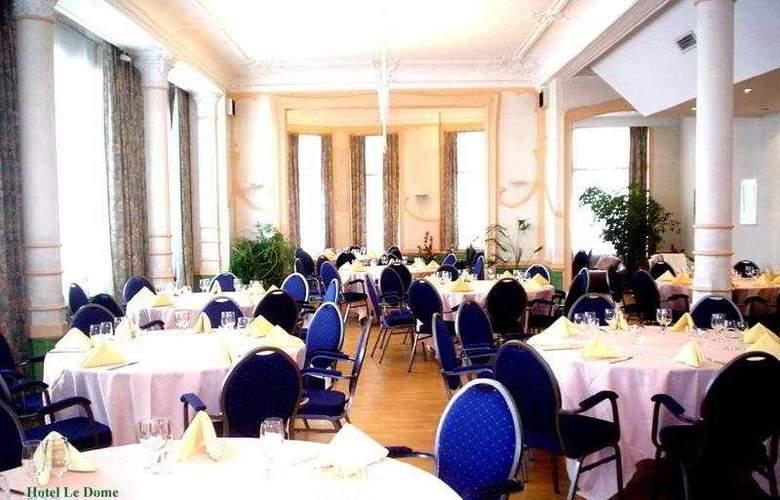 Le Dome - Restaurant - 5