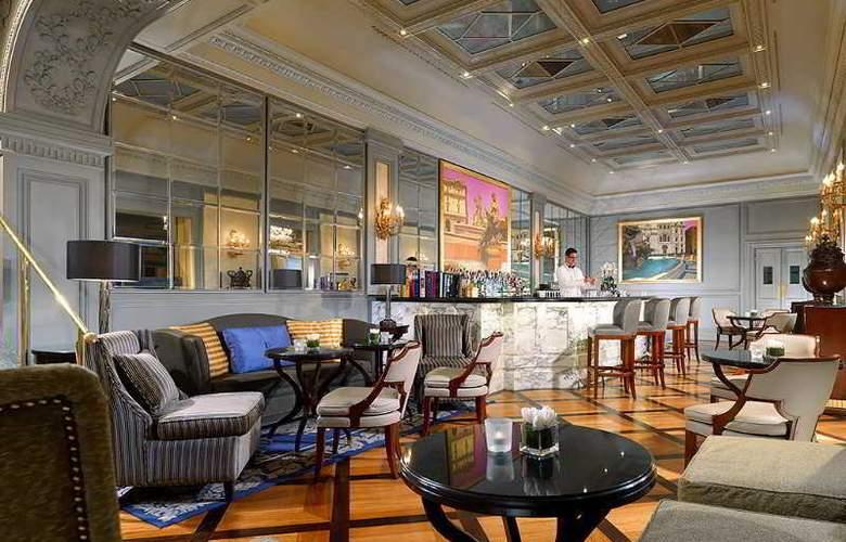 The St Regis Grand Hotel Rome - Bar - 6