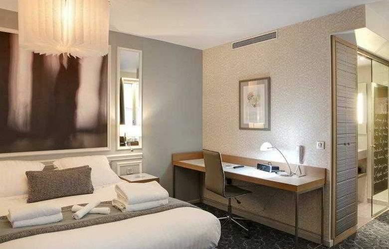 Best Western Hôtel Littéraire Premier Le Swann - Hotel - 21