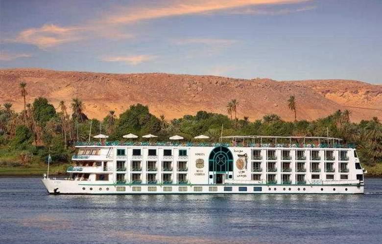 M/S Sonesta Moon Goddess Nile Cruise - Hotel - 0