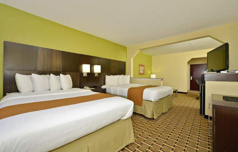 Best Western Knoxville - Room - 74