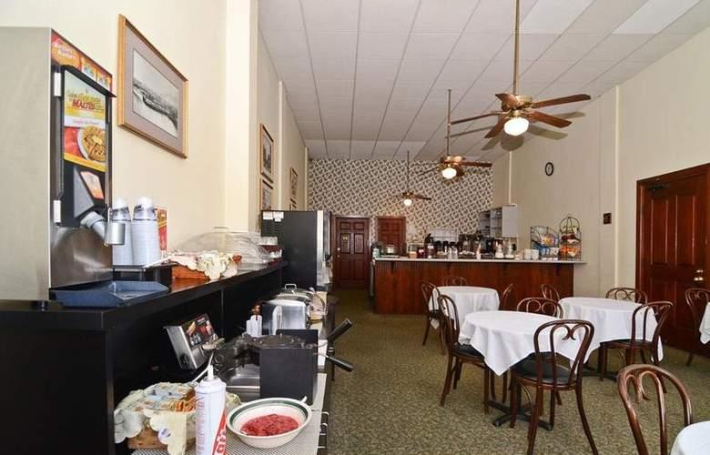 Best  Western Plus Pioneer Square - Restaurant - 45