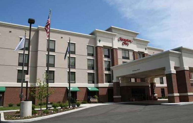 Hampton Inn Rochester-Webster - Hotel - 0