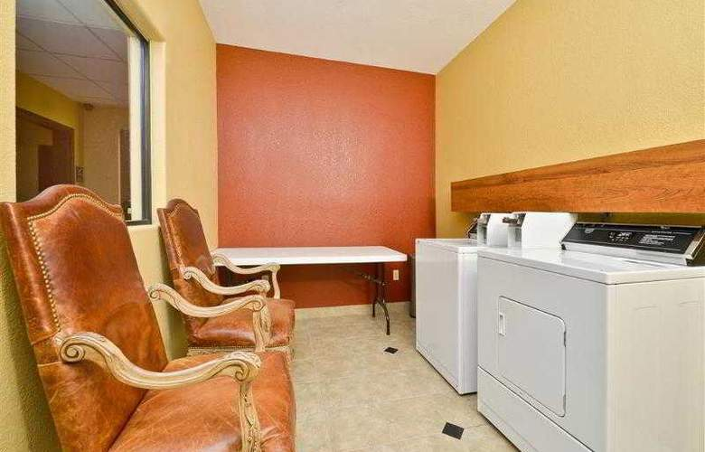 Best Western Greenspoint Inn and Suites - Hotel - 48
