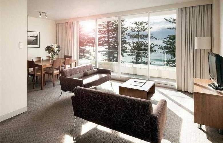 Novotel Sydney Manly Pacific - Hotel - 19