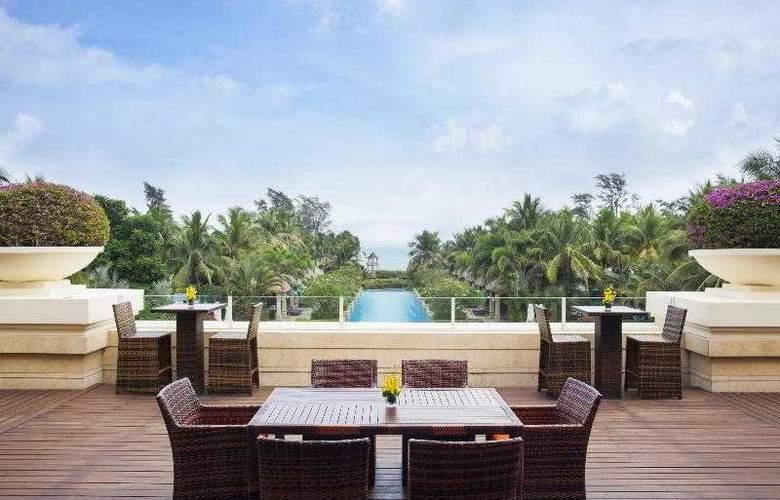 Sheraton Haikou Resort - Terrace - 12