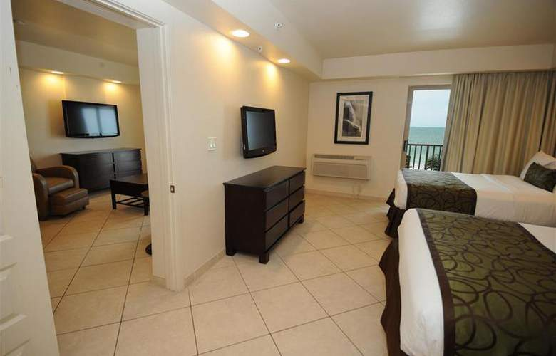 Best Western Plus Beach Resort - Room - 224