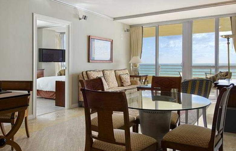 Hilton Bentley Miami Beach - Room - 3