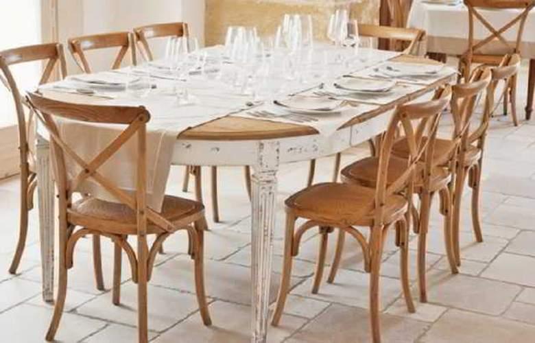 Masseria Terra Dei Padri Hotel - Restaurant - 3