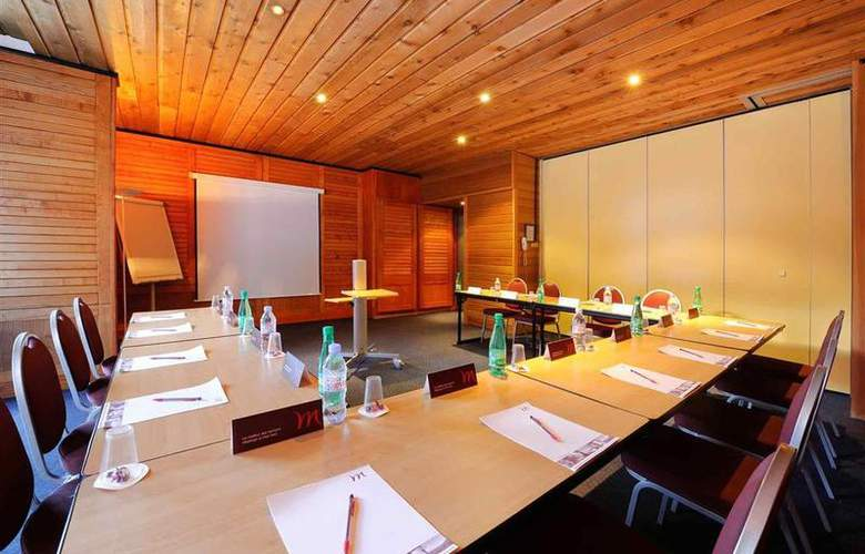 Mercure Chamonix Centre - Conference - 63