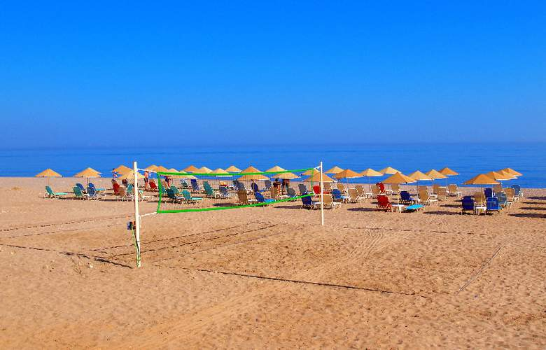 Odyssia Beach Hotel - Beach - 4