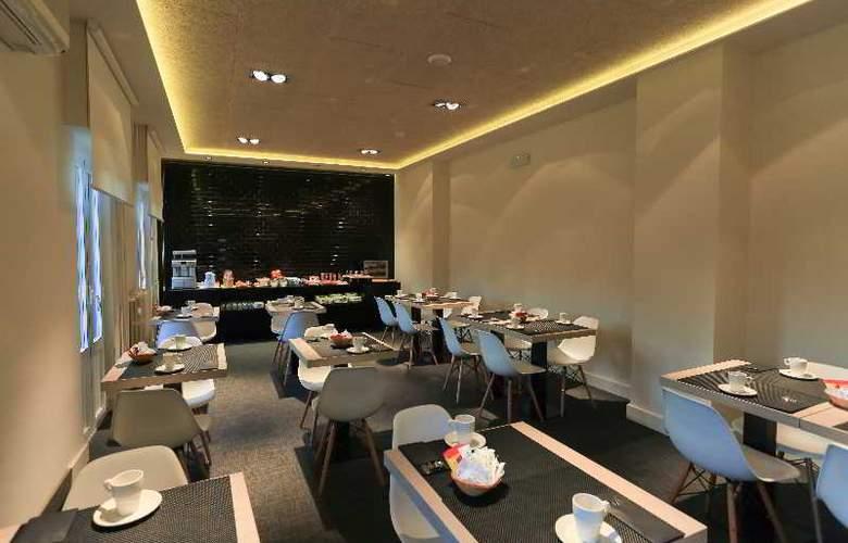 Sercotel Leyre - Restaurant - 30