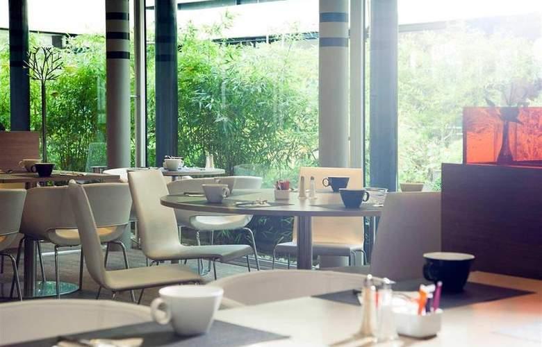 Novotel Paris Charles de Gaulle Airport - Restaurant - 70