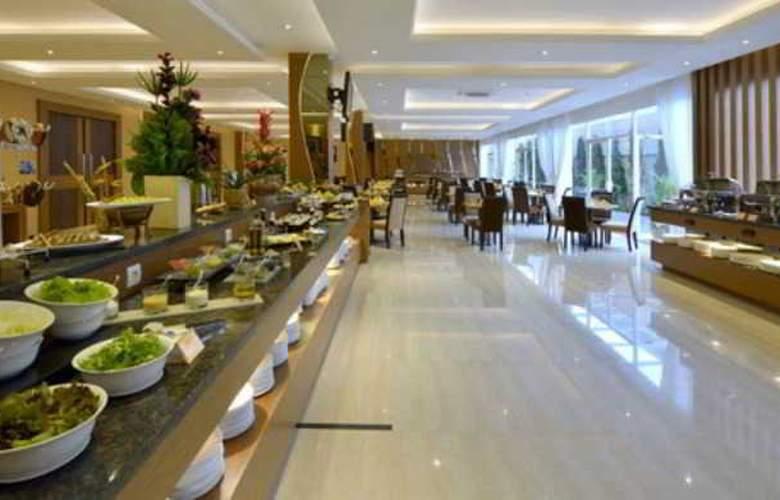 Grand Tjokro Yogyakarta - Restaurant - 5