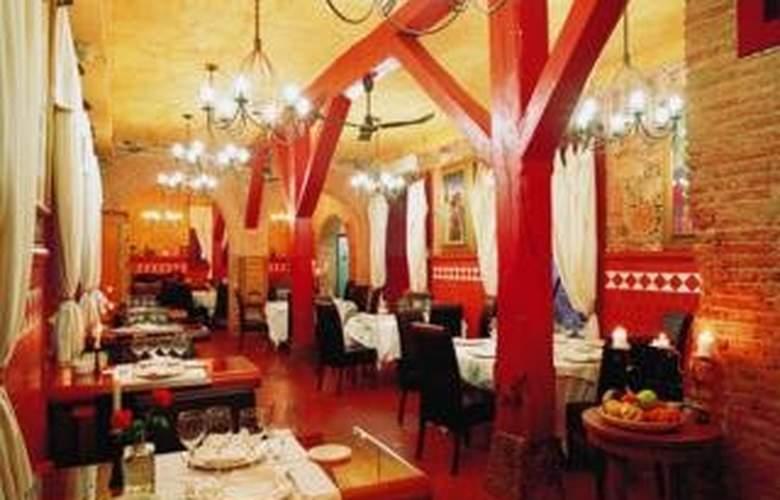 Palacio de la Serna - Restaurant - 3