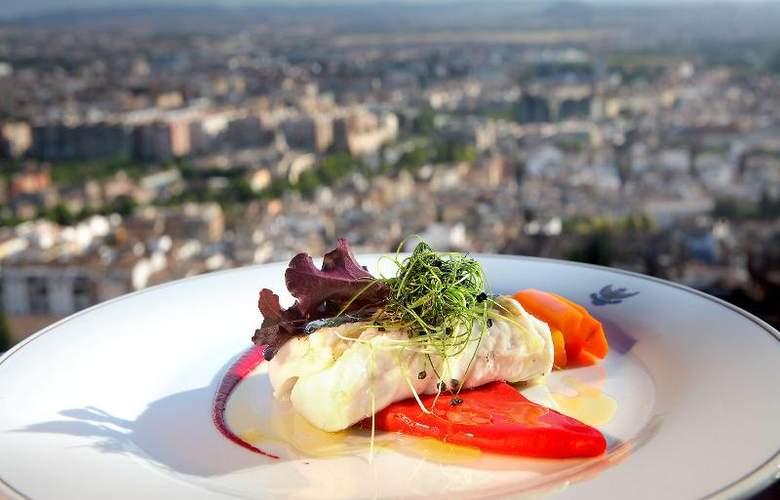 Alhambra Palace - Restaurant - 18