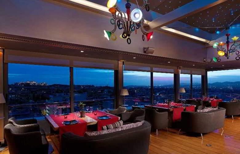 Radisson Blu Park Hotel Athens - Restaurant - 6