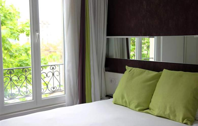 Best Western Hotel Le Montparnasse - Room - 84