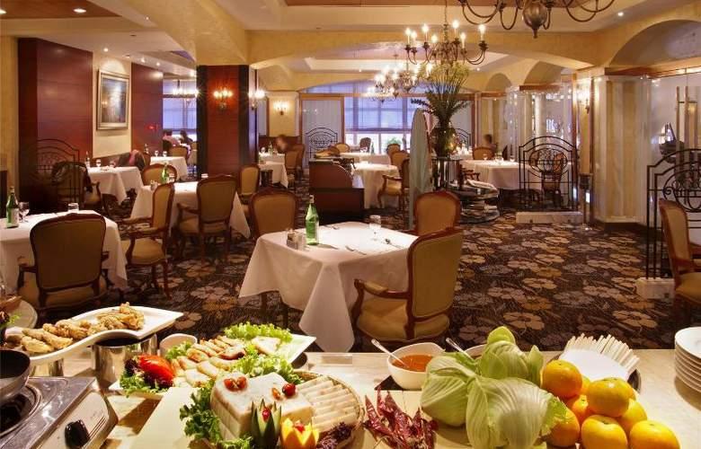 The Riviera Hotel - Restaurant - 23