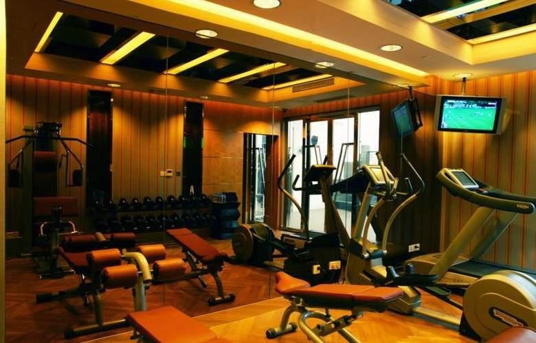 Pudi Boutique Hotel Fuxing Park Shanghai Xintiandi - Sport - 7
