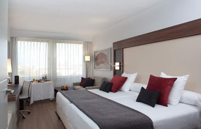 Courtyard Madrid Princesa - Room - 8