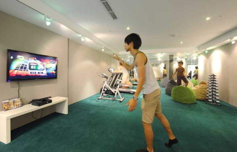 Hotel Day Plus Tamsui - Sport - 4