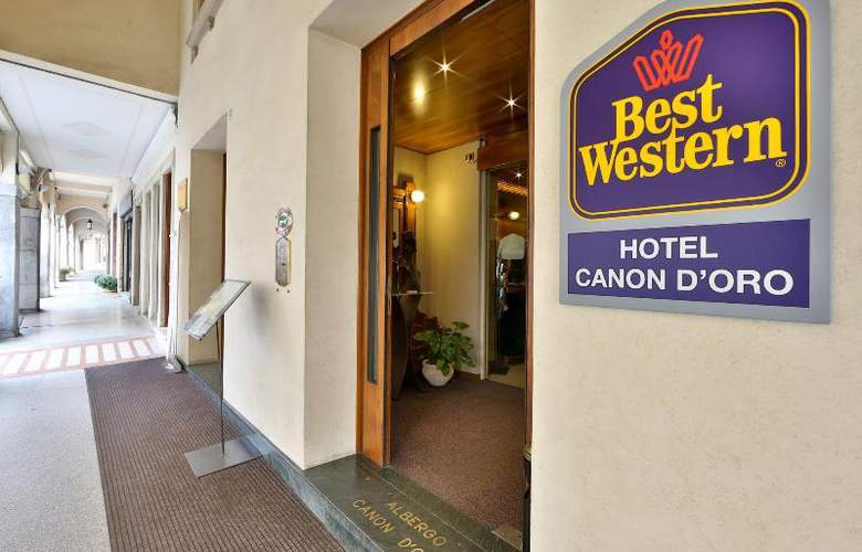 Best Western Hotel Canon d'Oro - Hotel - 10